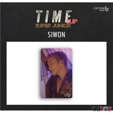 Carte de transport - Siwon (Super Junior)