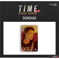 Carte de transport - Donghae (Super Junior)