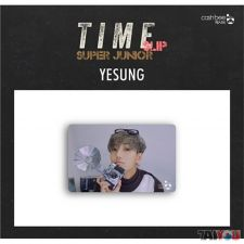 Carte de transport - Yesung (Super Junior)