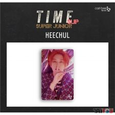 Carte de transport - Heechul (Super Junior)