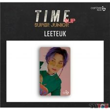 Carte de transport - Leeteuk (Super Junior)