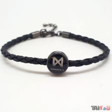 Leather Bracelet - MONSTA X