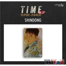 Carte de transport - Shindong (Super Junior)
