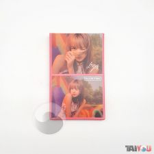 Lomo Card - BLACKPINK - Lisa