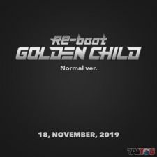 Golden Child - RE-boot - Normal Version