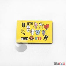 Lomo Card - BT21