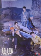 Poster officiel - MONSTA X - Follow-Find You - Version A