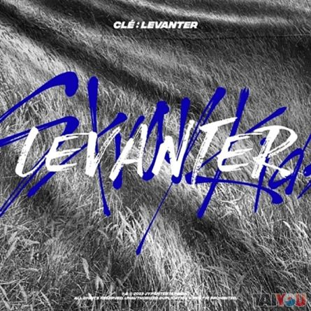 STRAY KIDS - Clé : LEVANTER - Mini Album (Edition Normale)