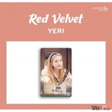 Carte de transport - Yeri (Red Velvet)
