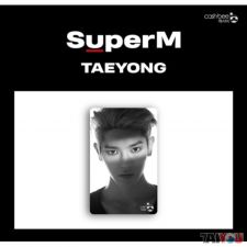 SuperM - Taeyong - Cashbee Card