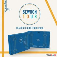 Jeong Sewoon - 2020 Season's Greetings
