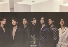 Poster officiel - GOT7 - Call My Name - Version A