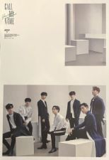 Poster officiel - GOT7 - Call My Name - Version B