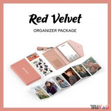 Organizer Package - Red Velvet