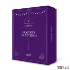 ASTRO - 2020 Season's Greetings - Version Relaxing