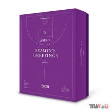 ASTRO - 2020 Season's Greetings - Version Refreshing