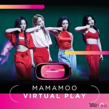 MAMAMOO - MAMAMOO VP - Virtual Play album - Edition Limitée