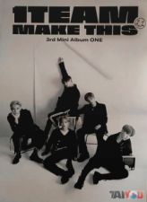 Poster officiel - 1team- ONE - Version B