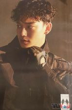 Poster officiel - EXO - OBSESSION - Chen
