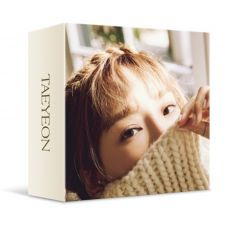 TAEYEON (GIRLS' GENERATION) Purpose Second album - Kihno