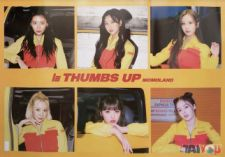 MOMOLAND - THUMBS UP - Version B