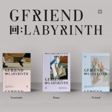 GFRIEND - LABYRINTH - Mini Album