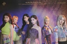 Poster Officiel - EVERGLOW - Reminiscence
