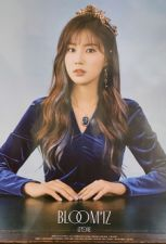 Poster Officiel - IZ*ONE - BLOOM*IZ - Hyewon