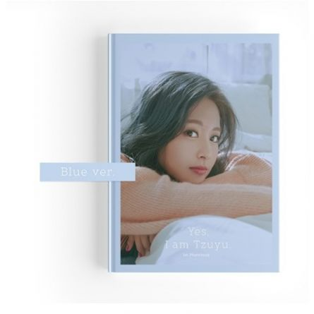 Tzuyu (TWICE) - Yes, I am Tzuyu - Photobook - BLUE VERSION