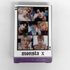 Jeu de cartes - MONSTA X
