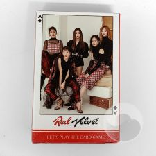 Jeu de cartes - Red Velvet