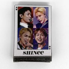 Jeu de cartes - SHINee