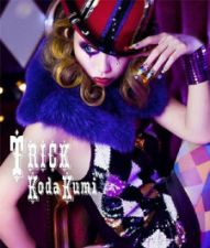 Kumi Koda - Trick [Regular Edition / CD+2 DVD / Jacket A]