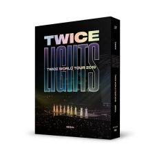 TWICE - TWICE WORLD TOUR 2019 : TWICELIGHTS IN SEOUL (2DVD)