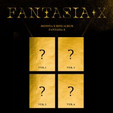 MONSTA X - FANTASIA X - Mini Album