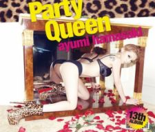 Ayumi Hamasaki - 1CD PARTY QUEEN + 2DVD COUNTDOWN LIVE 2011-2012