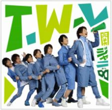 KANJANI8 - T.W.L / Yellow Pansy Street [w/ DVD, Limited Edition - Anime]