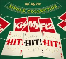"Kis-My-Ft2 - Single Collection ""HIT! HIT! HIT!"" [CD+2DVD] [Limited Edition]"
