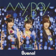 "Buono! - Single Video ""My Boy"""