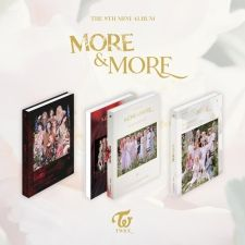 TWICE - More & More - Mini Album Vol.9
