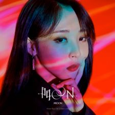 [ KIT ] Moon Byul (MAMAMOO) - Moon : Repackage - Mini Album Vol.2