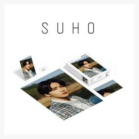 Puzzle Package - Suho (EXO)