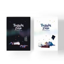 Ha Sung Woon (WANNA ONE) - Twilight Zone - Mini Album Vol.3 [#PROMO+A]