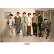 Poster Officiel - GOT7 - GOT7 7EDITION - Version A