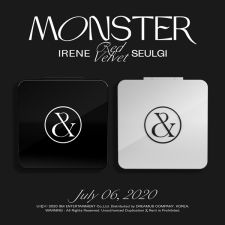Irene & Seulgi (Red Velvet) - Monster - Mini Album Vol.1