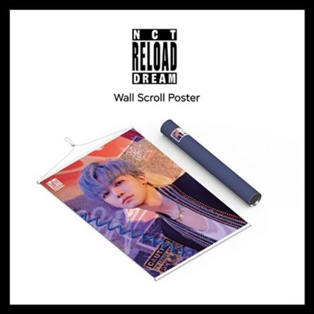 Poster Wall Scroll - Jaemin (NCT DREAM) - Reload