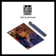 Poster Wall Scroll - Jisung (NCT DREAM) - Reload
