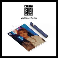 Poster Wall Scroll - Haechan (NCT DREAM) - Reload