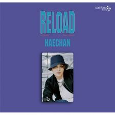 Carte de Transport - Haechan (NCT DREAM) - Reload