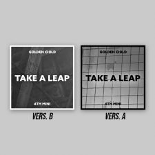 Golden Child - Take a Leap - Mini Album Vol.4
